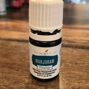 Marjoram Young Living Oil
